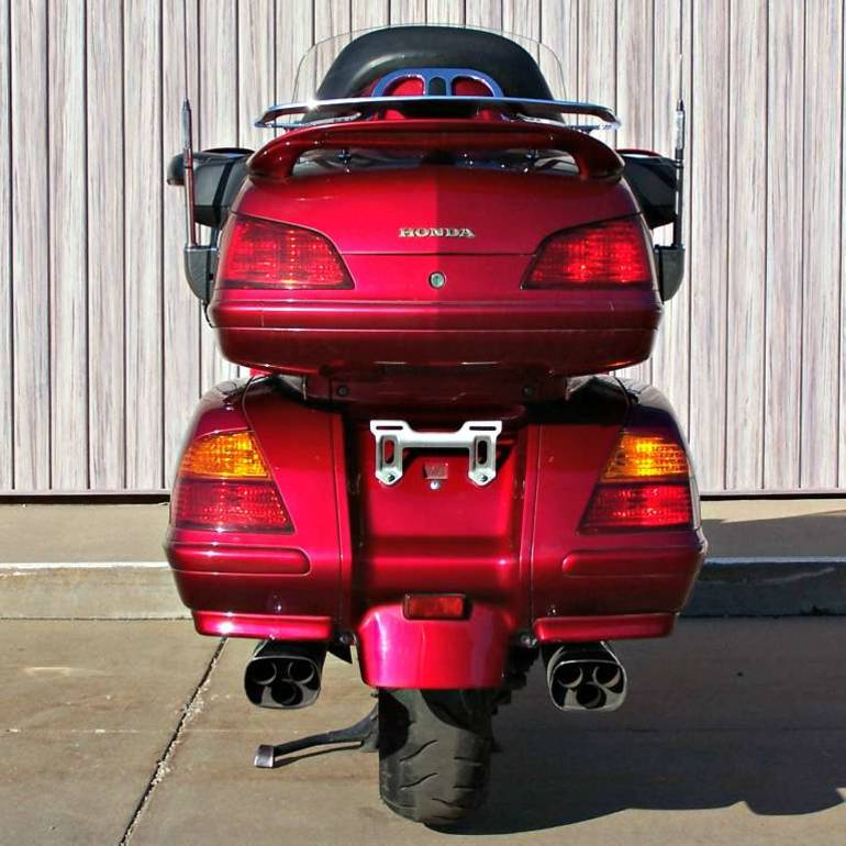 2003 Honda Gold Wing Motorcycle From Erie, PA ,Today Sale
