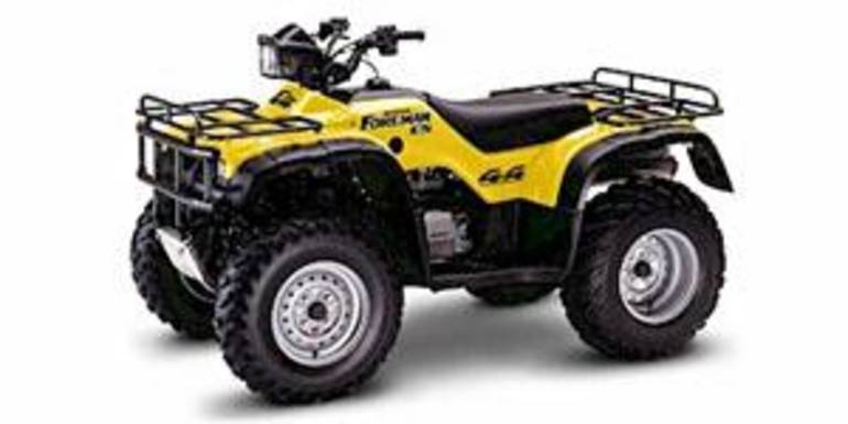 See more photos for this Honda FourTrax Foreman ES TRX450FE, 2004 motorcycle listing