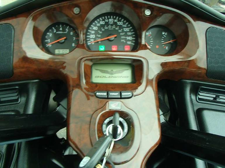 See more photos for this Honda Gold Wing ABS (GL1800A), 2004 motorcycle listing