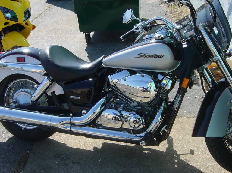 See more photos for this Honda Shadow Aero (VT750), 2004 motorcycle listing