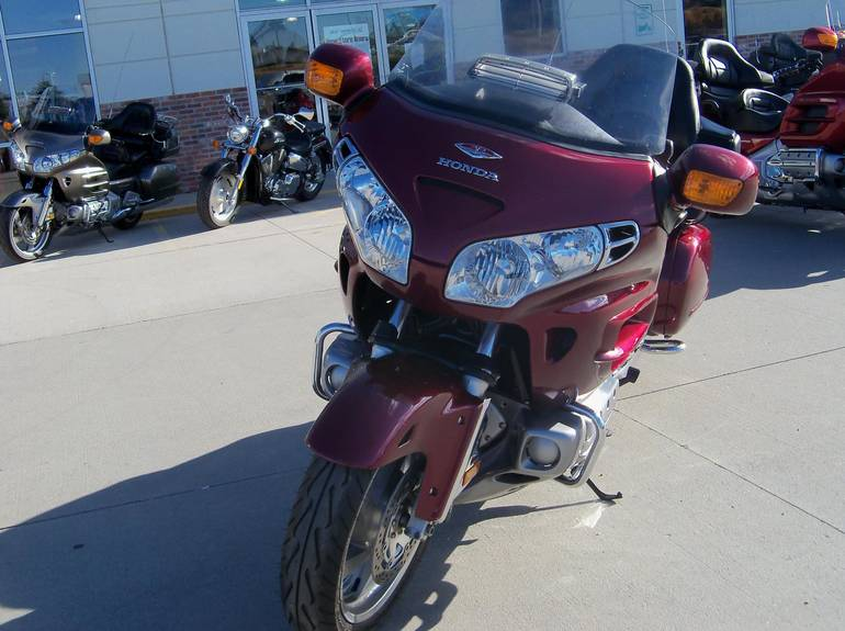 See more photos for this Honda 1800 Goldwing - GL1800, 2005 motorcycle listing