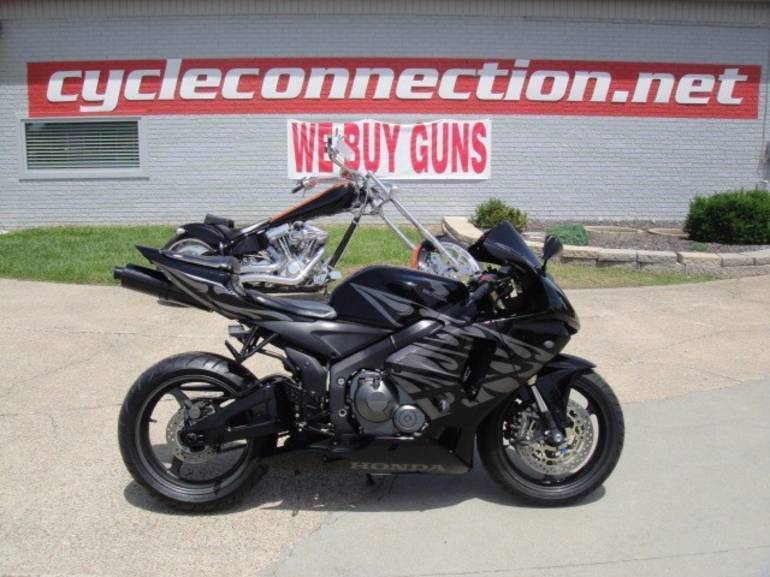 See more photos for this Honda CBR600RR, 2005 motorcycle listing