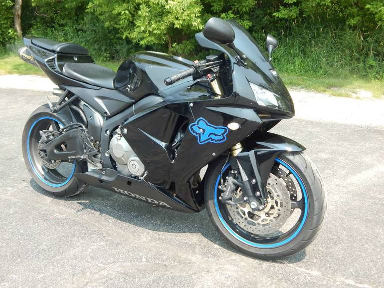 2005 Honda CBR600RR Motorcycle From Big Bend, WI,Today Sale