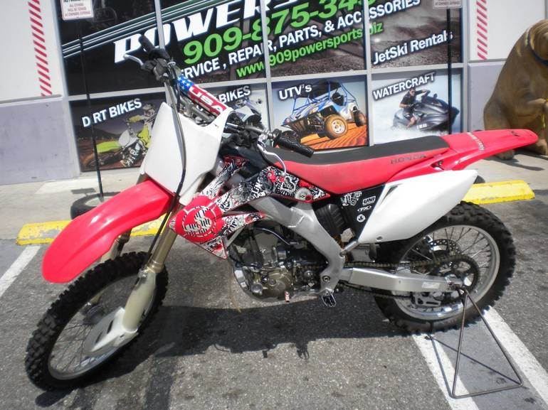 See more photos for this Honda CRF 250 R, 2005 motorcycle listing