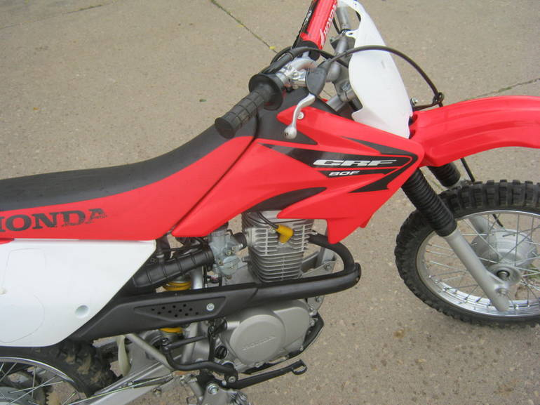 See more photos for this Honda CRF 80F, 2005 motorcycle listing