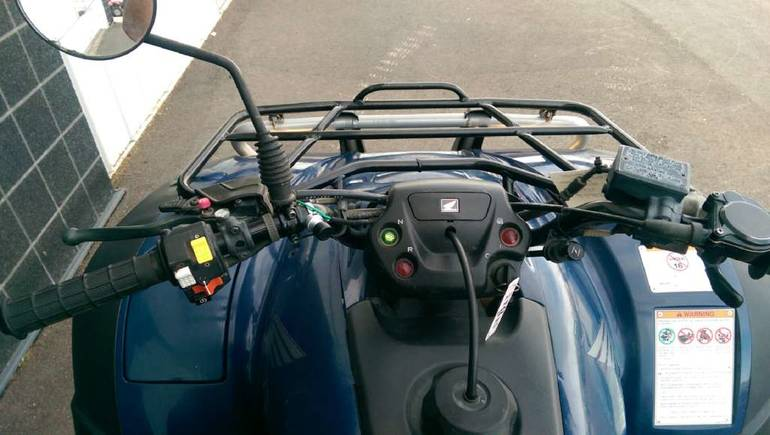 See more photos for this Honda FourTrax Foreman (TRX500TM), 2005 motorcycle listing
