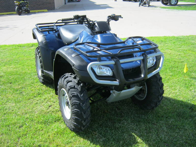 See more photos for this Honda FourTrax Foreman, 2005 motorcycle listing