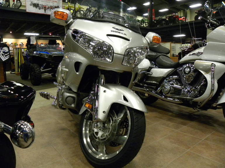 Ktm Motorcycles For Sale Fresno Ca >> 2005 Honda Gold Wing Motorcycle From Fresno, CA,Today Sale $14,995 - MotorcycleForSales.com