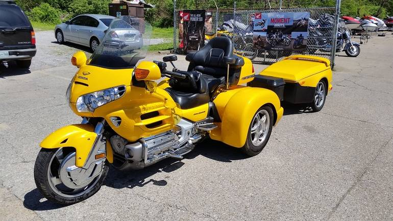 See more photos for this Honda Goldwing, 2005 motorcycle listing