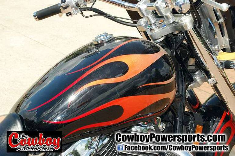 See more photos for this Honda Shadow Sabre, 2005 motorcycle listing