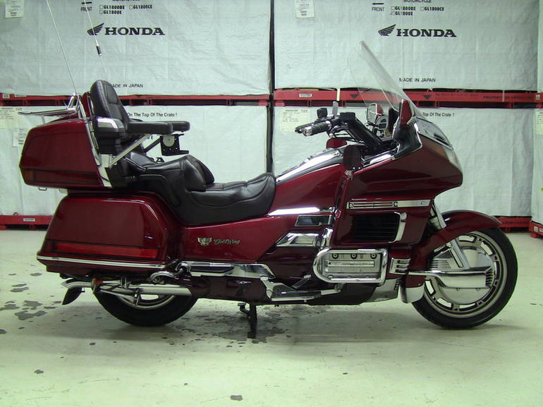 1995 Honda GL1500 GOLDWING 20TH ANNIVERSARY ASPENCA Motorcycle From Chattanooga, TN,Today Sale ...