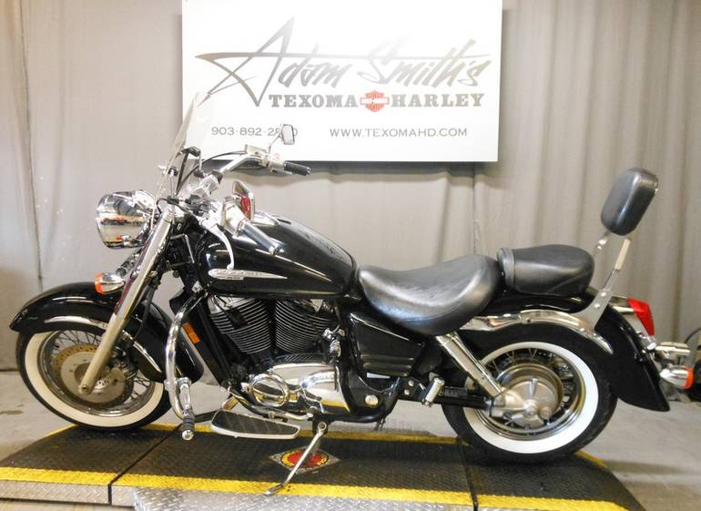 1999 Honda Shadow Aero Vt1100 Motorcycle From Sherman Txtoday Sale