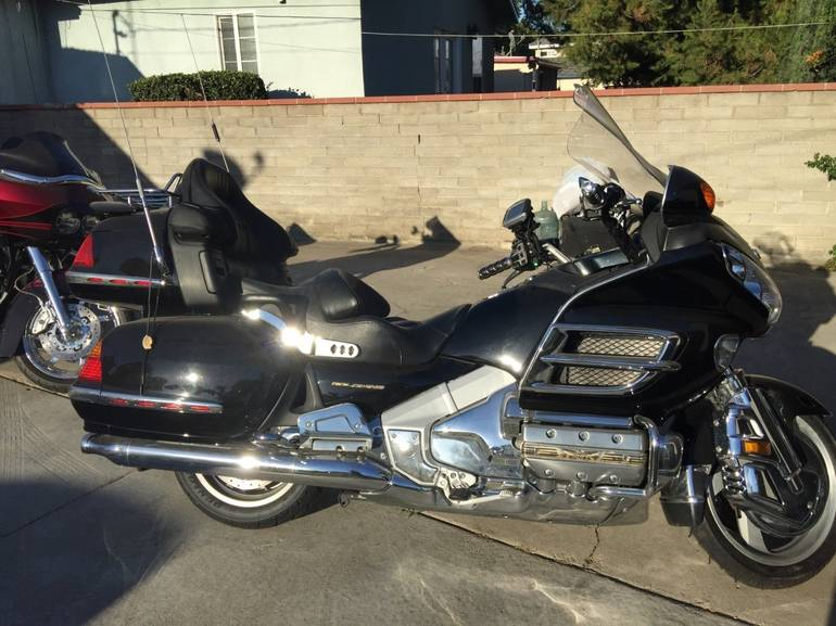 See more photos for this Honda Gold Wing 1800 ABS, 2002 motorcycle listing