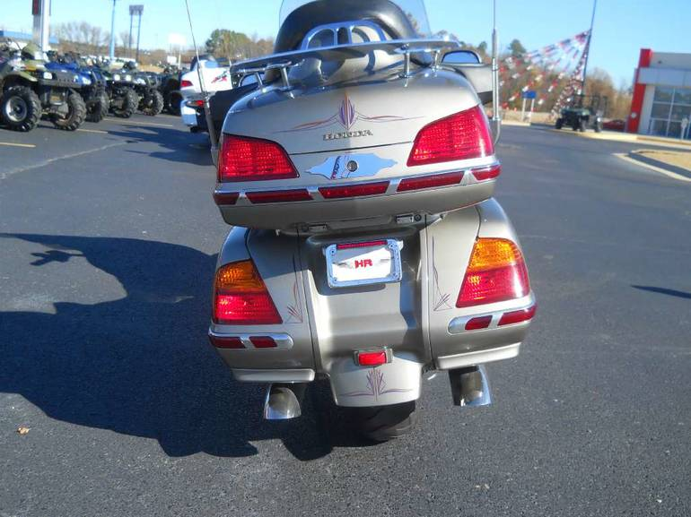 See more photos for this Honda Gold Wing, 2002 motorcycle listing