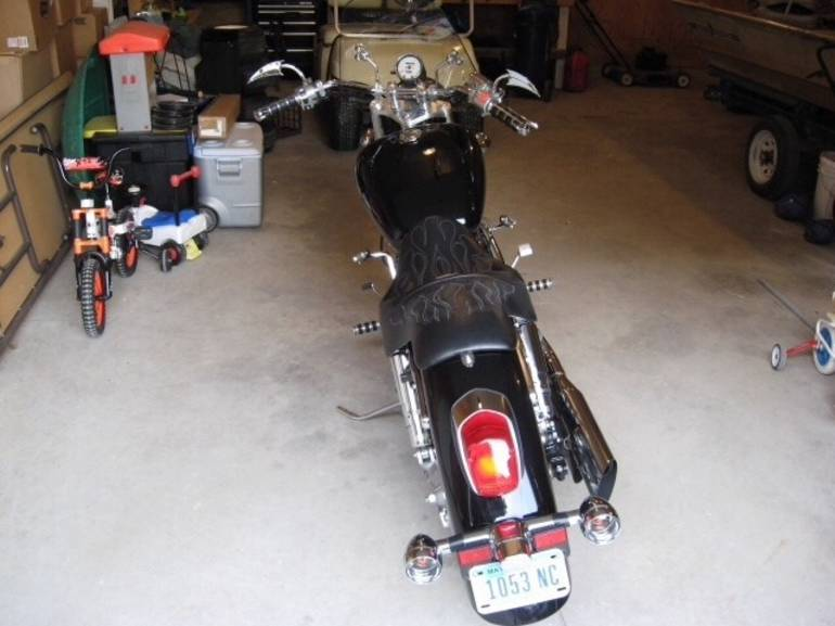 See more photos for this Honda Sabre , 2002 motorcycle listing