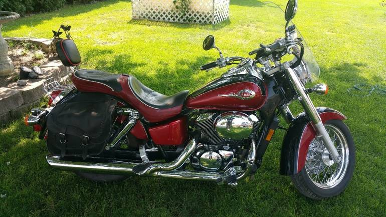 See more photos for this Honda Shadow 750, 2002 motorcycle listing