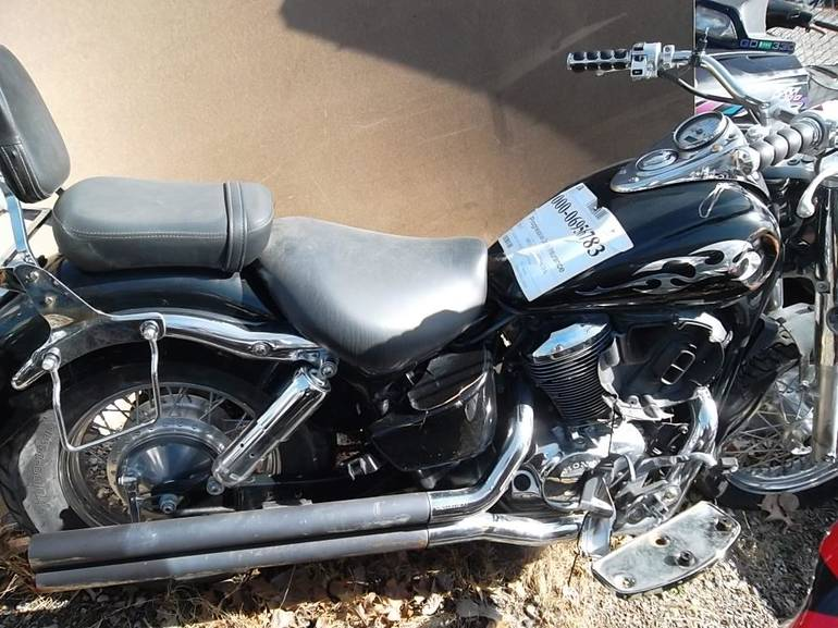 See more photos for this Honda Shadow Ace 750 Deluxe, 2002 motorcycle listing