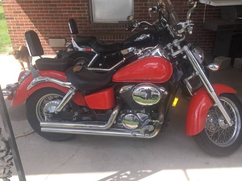 See more photos for this Honda Shadow VT750, 2002 motorcycle listing