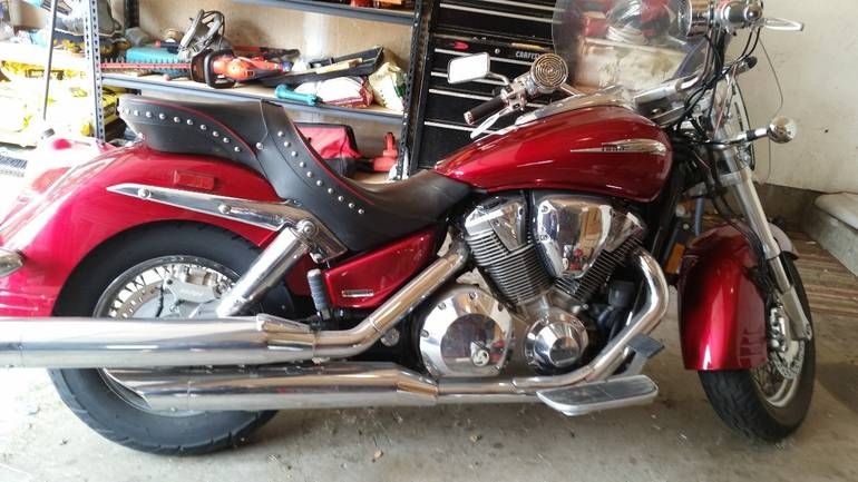 See more photos for this Honda Vtx 1800, 2002 motorcycle listing
