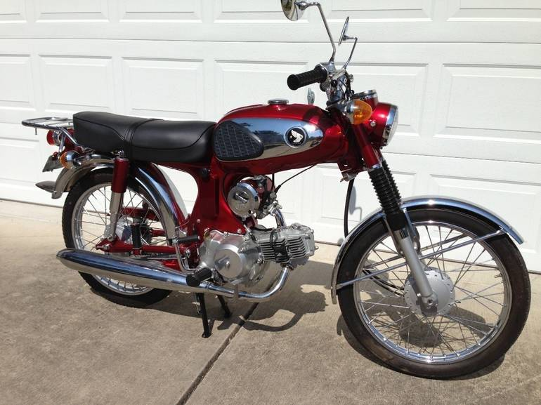 See more photos for this Honda S90 90, 1969 motorcycle listing
