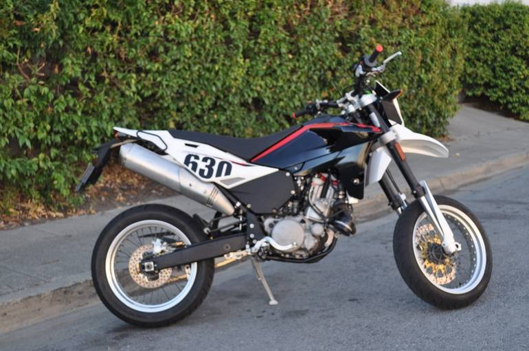 See more photos for this Husqvarna Sms 630, 2011 motorcycle listing