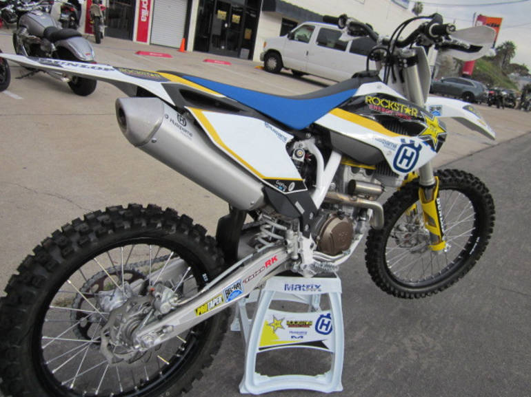 See more photos for this Husqvarna FC 250 Motocross, 2014 motorcycle listing