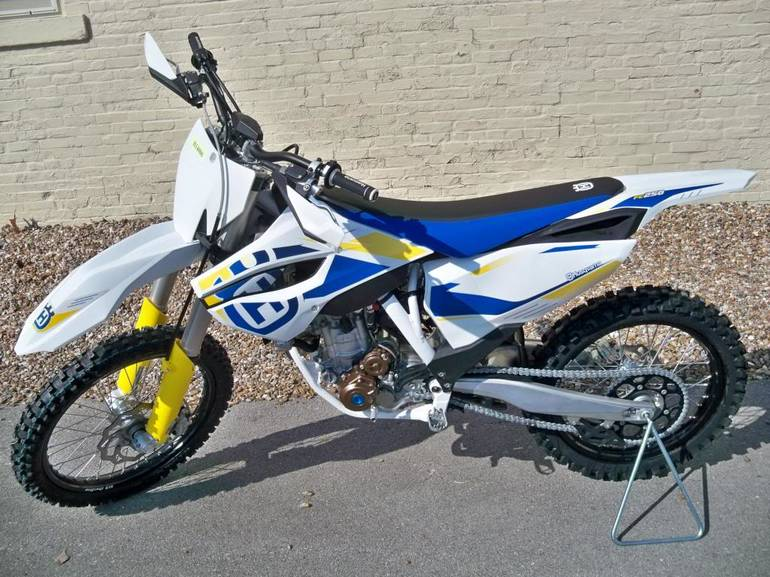 See more photos for this Husqvarna FC 250, 2014 motorcycle listing