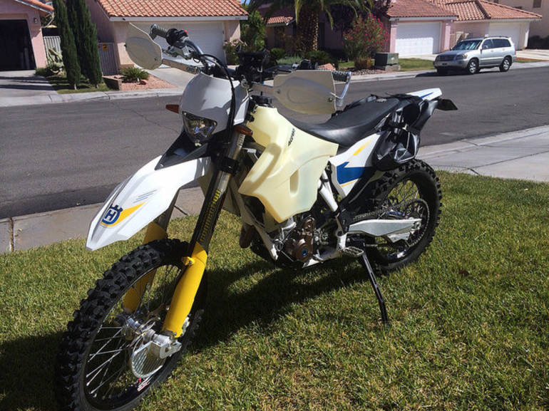 See more photos for this Husqvarna FE 250, 2014 motorcycle listing