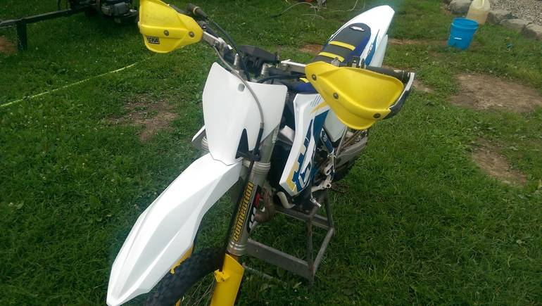 See more photos for this Husqvarna Other , 2014 motorcycle listing