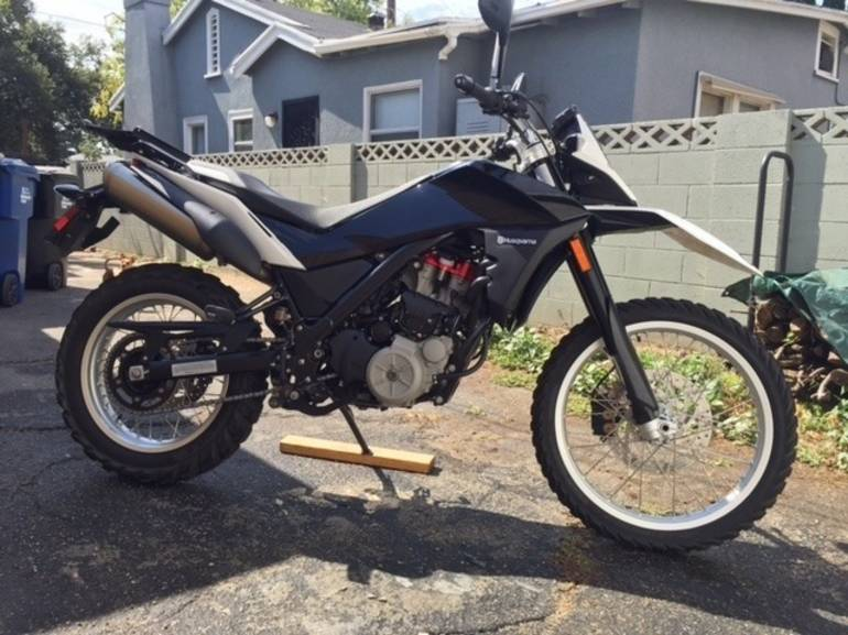 See more photos for this Husqvarna Tr650 TERRA, 2014 motorcycle listing