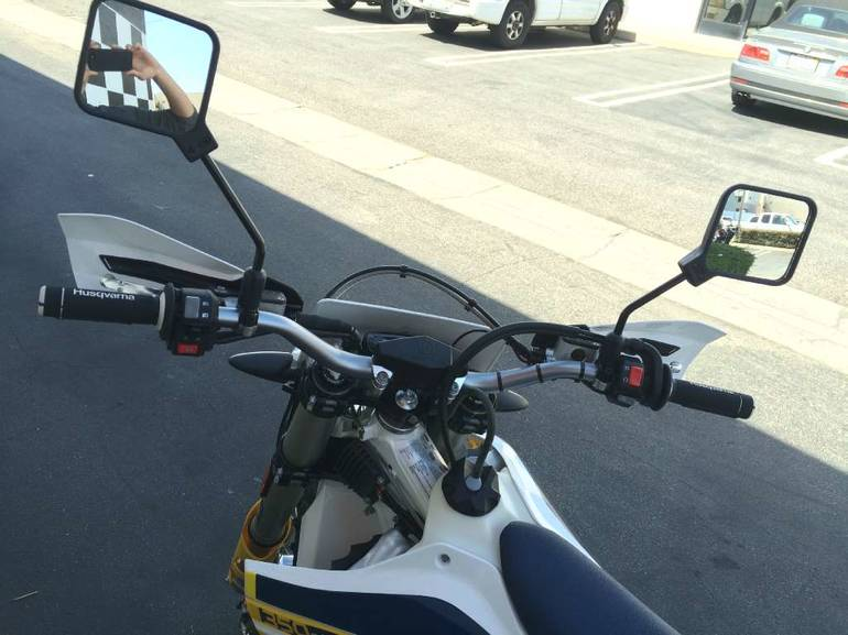 See more photos for this Husqvarna Dual Sport FE 350S, 2015 motorcycle listing