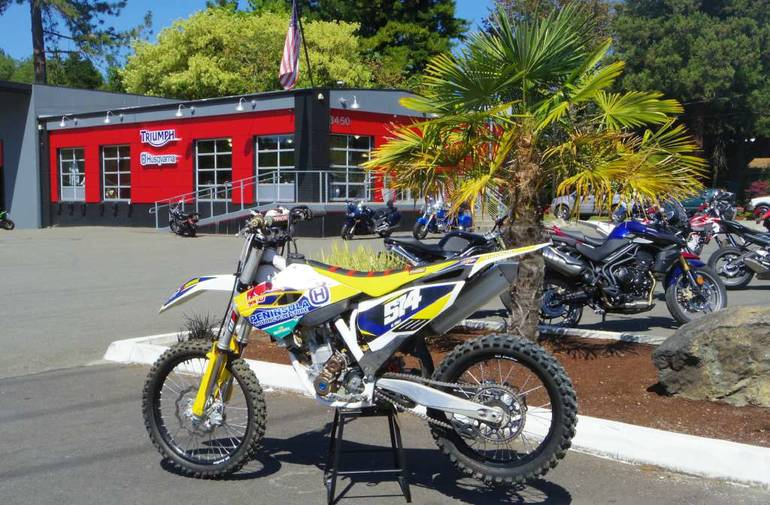 See more photos for this Husqvarna FC 350, 2015 motorcycle listing