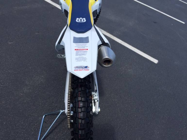 See more photos for this Husqvarna FC 450, 2015 motorcycle listing
