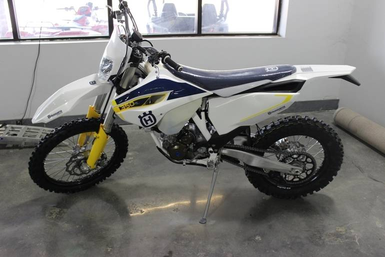 See more photos for this Husqvarna FE 350, 2015 motorcycle listing