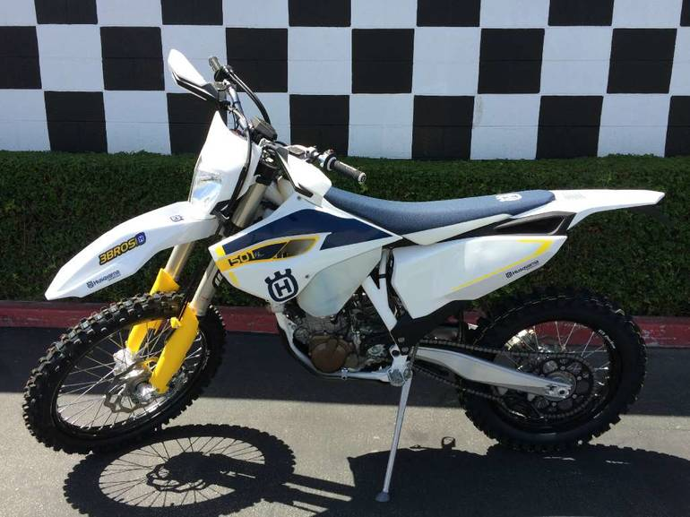 See more photos for this Husqvarna FE 501, 2015 motorcycle listing