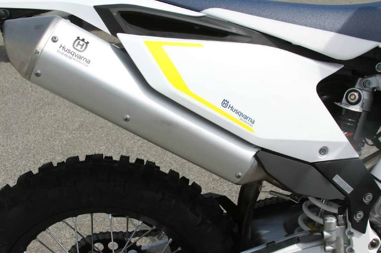 See more photos for this Husqvarna FE 501 S, 2015 motorcycle listing