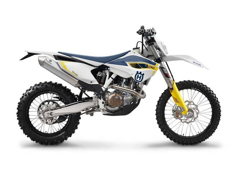 See more photos for this Husqvarna FE501, 2015 motorcycle listing