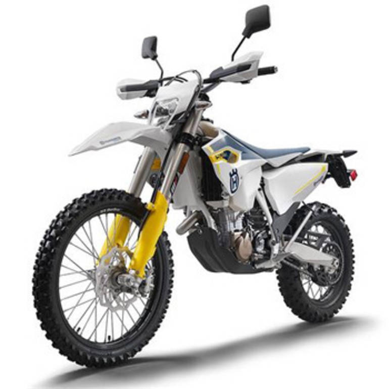 See more photos for this Husqvarna FE501S, 2015 motorcycle listing