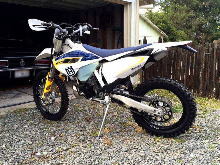 See more photos for this Husqvarna Te , 2015 motorcycle listing