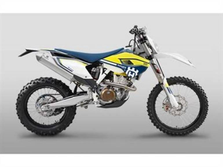 See more photos for this Husqvarna FE 350, 2016 motorcycle listing