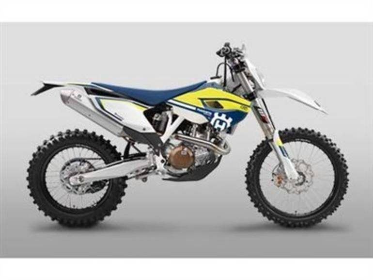 See more photos for this Husqvarna FE 450, 2016 motorcycle listing
