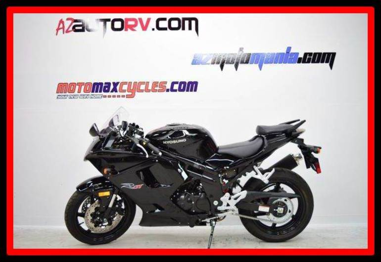 See more photos for this Hyosung GT650R, 2013 motorcycle listing