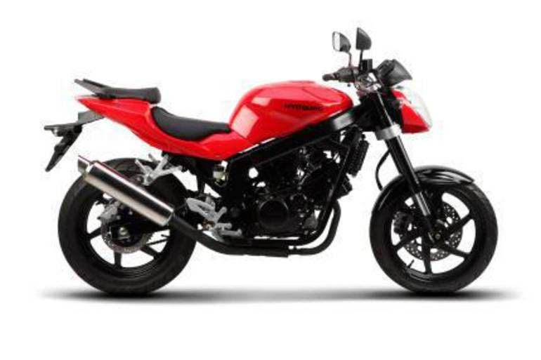 See more photos for this Hyosung Motors Usa GT250, 2013 motorcycle listing