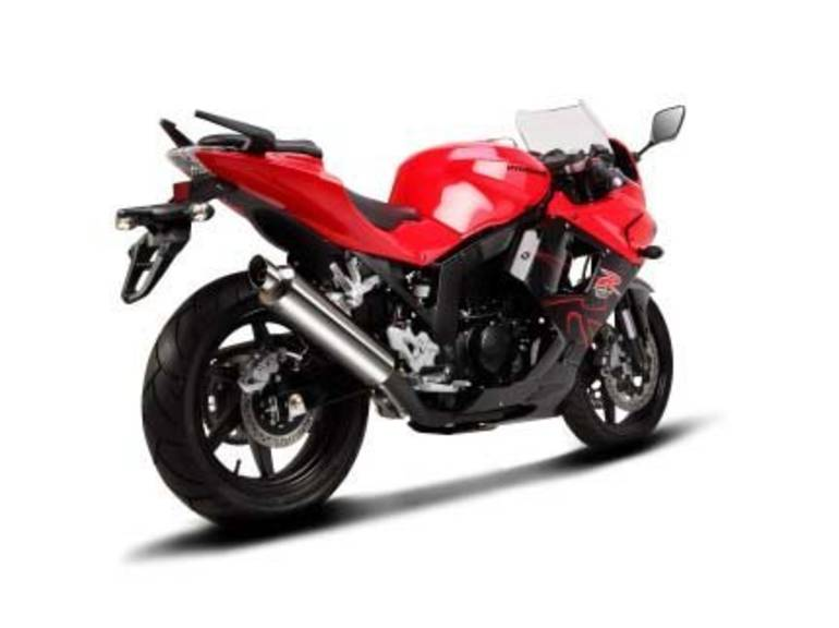 See more photos for this Hyosung GT250R, 2014 motorcycle listing
