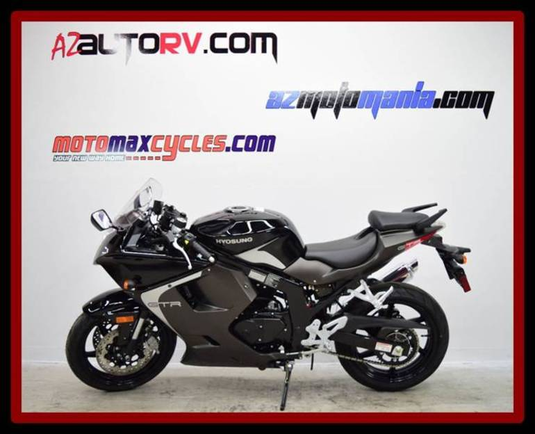 See more photos for this Hyosung GT250R, 2015 motorcycle listing