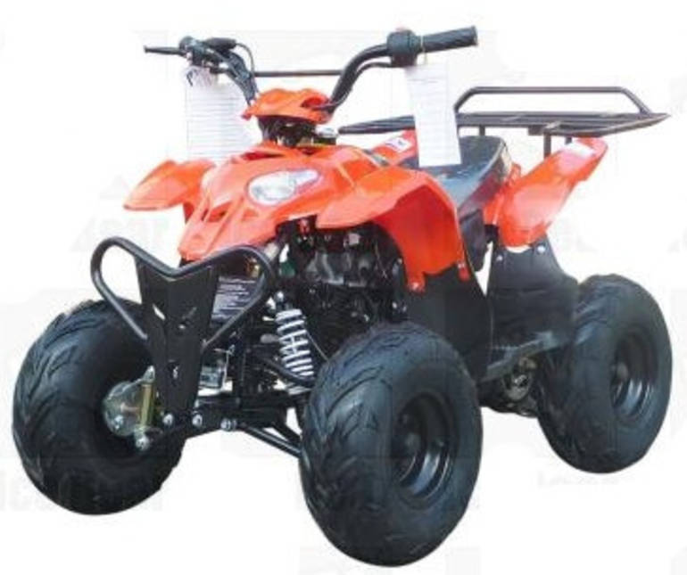 See more photos for this Ice Bear 110cc Fully Automatic 4 Stroke ATV w/ Reverse, 2012 motorcycle listing
