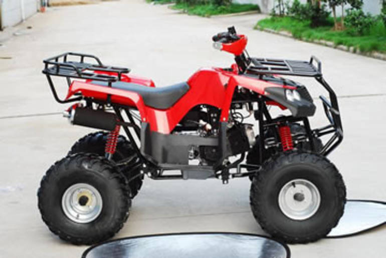 See more photos for this Ice Bear  150cc Ranger Fully Auto 4 Stroke ATV W/Reverse, 2012 motorcycle listing