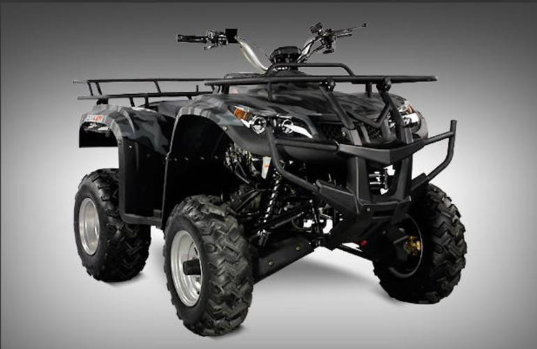 See more photos for this Ice Bear 250cc Utility Monster Hummer (Fully Automatic), 2012 motorcycle listing