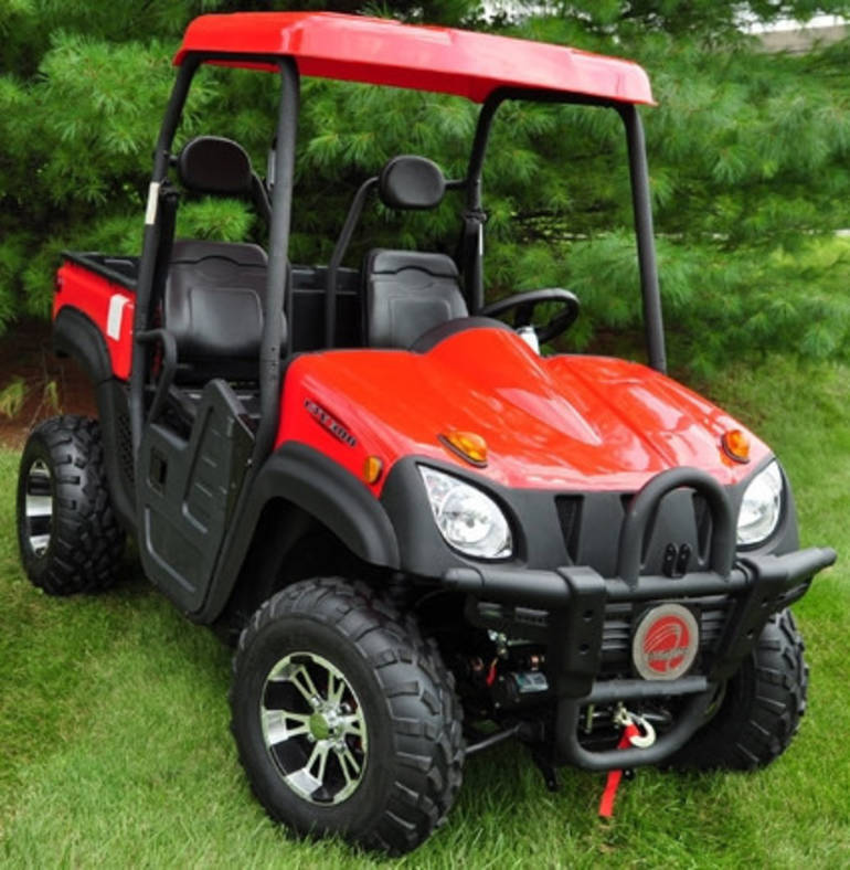 See more photos for this Ice Bear 300cc Appalachian UTV, 2012 motorcycle listing
