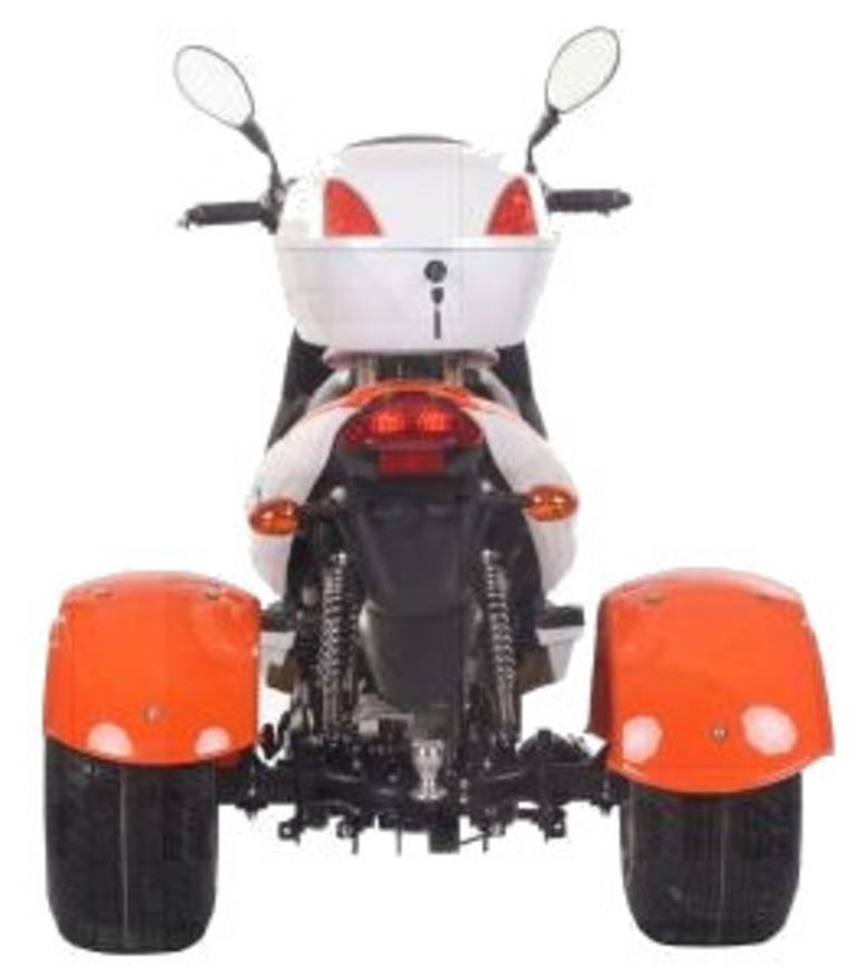 2012 ice bear 50cc mojo trike scooter moped motorcycle. Black Bedroom Furniture Sets. Home Design Ideas